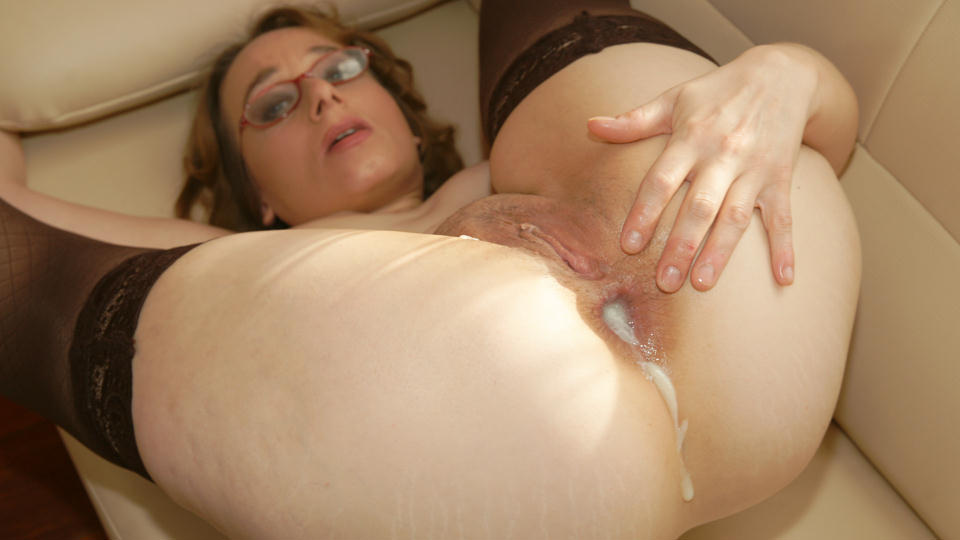 Mature couple creampies xxx